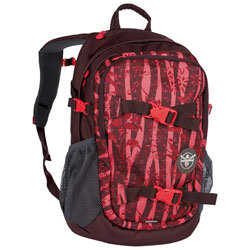 Chiemsee Rucksack School Zebra Flower