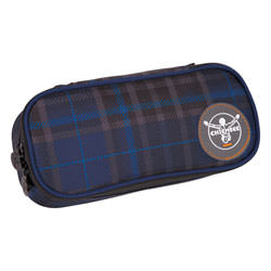 Chiemsee Pencase Check Black