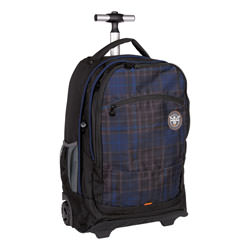 Chiemsee Wheely Check Black