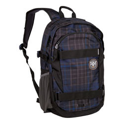 Chiemsee Rucksack Hyper Check Black
