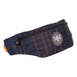 Chiemsee Waisbag Check Black