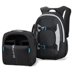 Dakine Fotorucksack Mission Photo 25L Tabor 2016