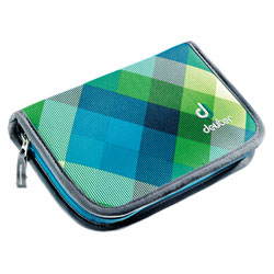 deuter Pencil Box Petrol Crosscheck