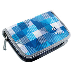 deuter Pencil Box Blue Arrowcheck