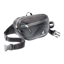 deuter Bauchtasche Organizer Belt Black Anthracite