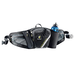 deuter Hüfttasche Pulse Four EXP Black Anthracite