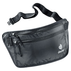 deuter Bauchtasche Security Money Belt II Black