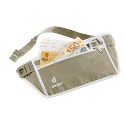 deuter Bauchtasche Security Money Belt Sand