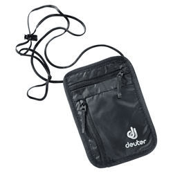 deuter BrusttascheSecurity Wallet I Black