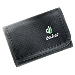 deuter Geldbörse Travel Wallet Black