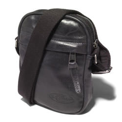 Eastpak Tasche The One Leder Black Leather