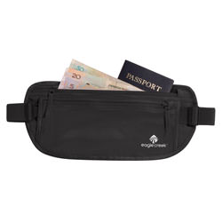 eagle creek Bauchtasche Silk Undercover Money Belt Black