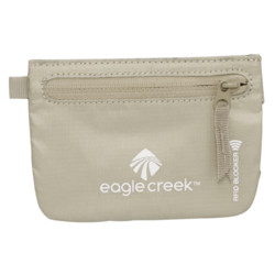 eagle creek Sicherheitstasche RFID Credit Clip Tan
