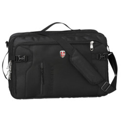 Ellehammer Convertible Laptop Bag Black