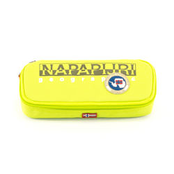 Napapijri North Cape Pencil Case ACID Green