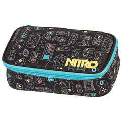 nitro Pencil Case XL Gaming