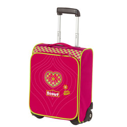 Scout Kindertrolley II Pink Heart