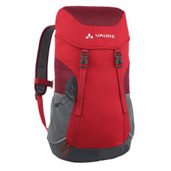 VAUDE Kinderrucksack Puck 14 Salsa Red