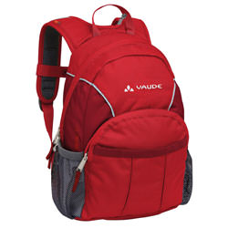 VAUDE Kinderrucksack Minnie 10 Salsa Red