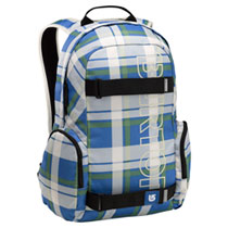Burton Emphasis Pack Jump off Plaid
