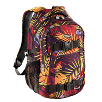 Chiemsee Rucksack Zeus Illusion Hibiscus Red