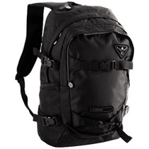 Chiemsee Rucksack School Solid Black