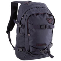 Chiemsee Rucksack School Solid Black Iris