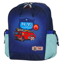 McNeill Kinderrucksack DIN A4 Fire Engine