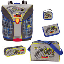 Scout Nano Set Style 5-teilig Monster Truck