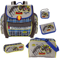 Scout Buddy Set Style 5-teilig Monster Truck