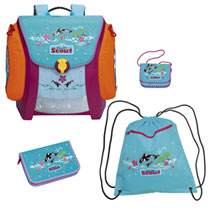 Scout Mega All Inclusive Set 4-teilig Orca