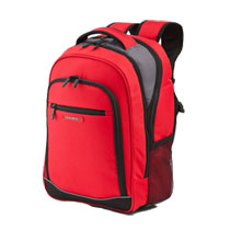 travelite Kick Off Laptoprucksack Kick Off Red