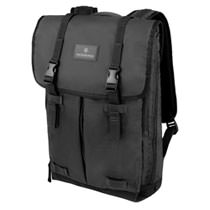 Victorinox Altmont Flapover Laptop Backpack Altmont Black